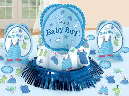 baby shower for boys baby shower boy shower with table decorating kit