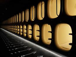 Google Sleep Pods Futuristic Pod In Capsule Hotel Business Insider
