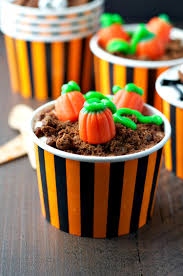easy halloween appetizers recipes easy halloween yogurt cups the seasoned mom