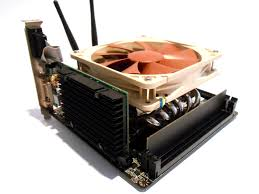 sff network u0027s thermal test rig small form factor network