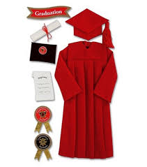 grad gown jolee s boutique le grande ornate stickers graduation cap gown