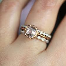 stackable engagement rings beautiful handmade engagement ring ideas