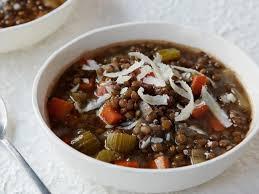 lentil vegetable soup recipe ina garten food network