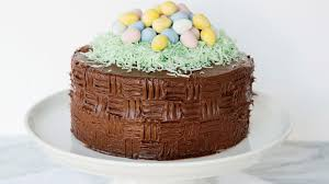 basket easter easter basket cake recipe bettycrocker