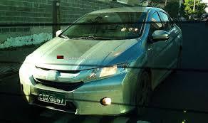 Leitor fotografa novo Honda City que chega em setembro   Autos ...