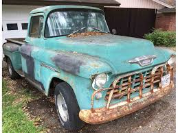 Vintage Ford Trucks For Sale Australia - 1955 chevrolet pickup for sale on classiccars com 11 available