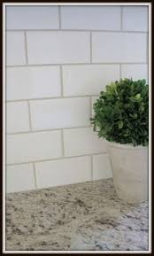 grouting kitchen backsplash i m thinking white subway tile with grey or grout for my