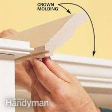 putting crown molding on kitchen cabinets frameless kitchen cabinets family handyman
