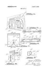 patent us3687053 vestibule air curtain door system google patents
