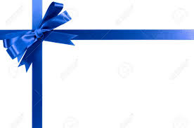 royal blue ribbon royal blue gift ribbon stock photo picture and royalty free image