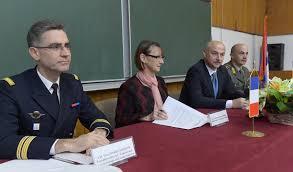 chambre de commerce franco serbe réunion d armement franco serbe 7 et 8 décembre 2016 la