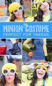 Minion Halloween Costume Ideas 25 Simple Halloween Costume Ideas Diy Minion