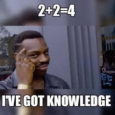 Meme Knowledge - meme maker 224 ive got knowledge