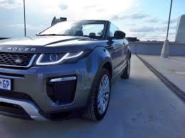 first drive 2017 range rover evoque convertible