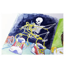 Halloween Skeleton Games by The Skeleton In The Closet A Halloween Tradition Halloween