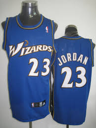 wizards 23 michael jordan embroidered blue nba jersey cheap nba