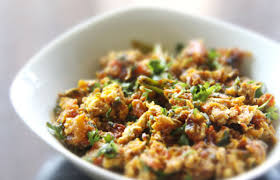 How To Make Really Good Scrambled Eggs Anda Bhurji Spicy Indian Scrambled Eggs Recipe Serious Eats