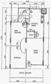 floor plans for yishun street 71 hdb details srx property