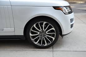 range rover autobiography rims 2014 land rover range rover autobiography stock b801a for sale