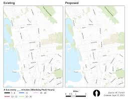 Berkeley Map Overview Albany Berkeley Emeryville Proposed Improvements Ac