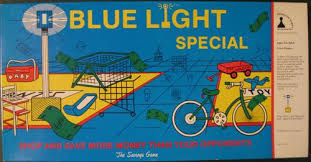 kmart blue light specials historically speaking