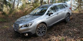 red subaru outback 2017 subaru outback review carwow