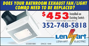 bathroom exhaust exhaust fan installation the villages sumter