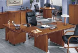 modele de bureau bureau direction placage bois ébénisterie classique cambridge