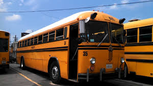 Six Flags Shuttle Bus Four Winds Transportation Bus Yard Youtube