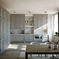 kitchen cabinets for tall ceilings tall cabinets gustavian gray swedish kitchen karlavagen 76 via