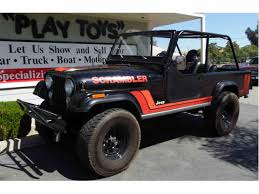 jeep amc 1982 amc sc rambler for sale classiccars com cc 1026496