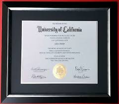 14x17 diploma frame custom made matted black navy blue silver diploma certificate