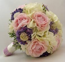 silk flower bouquets silk flowers for wedding bouquets beautiful artificial wedding