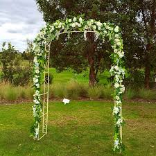 wedding arches melbourne melbourne wedding ceremony hire products