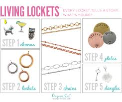 Custom Lockets Origami Owl Living Locket Design Your Custom Charm Locket