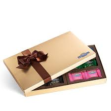 assorted gift boxes boxes ghirardelli