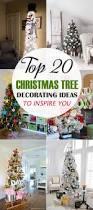 20 christmas tree decorating ideas inspire you