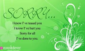 i am sorry3 greetings ecards