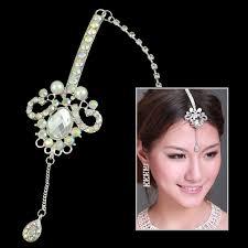 headpiece jewelry forehead jewelry headlace bindi crystalmood