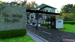 Semi Detached Home Design News Perspective Drawing For Semi Detached House Project At Cheras