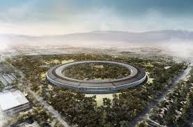 why the new spaceship campus is the biggest apple product ever