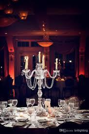 wedding candelabra centerpieces table lights chrome candelabra candelabrum candle holder