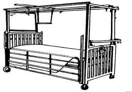 Stryker Frame Bed Nursing Care Musculoskeletal Patients