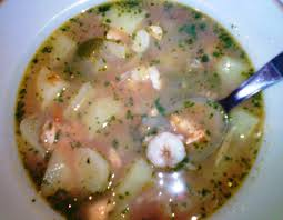 comi de cuisine comi pela primeira vez esta sopa guisado na finlândia já vão mais
