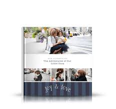 8x8 photo book 8x8 cover photo book with five photos for baby family and