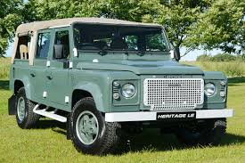 land rover convertible 4 door soft top defenders