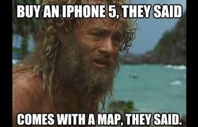 I Phone Meme - the 10 funniest iphone maps app memes