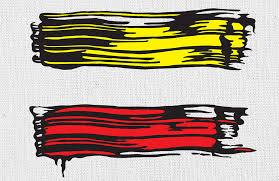 roy lichtenstein vector helveticavstimes s deviantart gallery