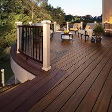 perfect decoration artificial decking excellent composite decking