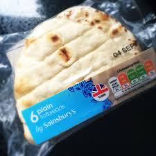 Sainsbury Toaster Slice Of Slim Cupboard Love Sainsbury U0027s Flatbreads